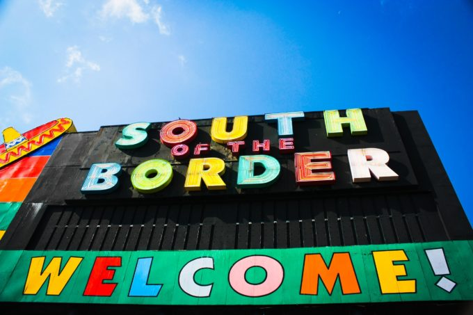 South Of The Border (Edit)