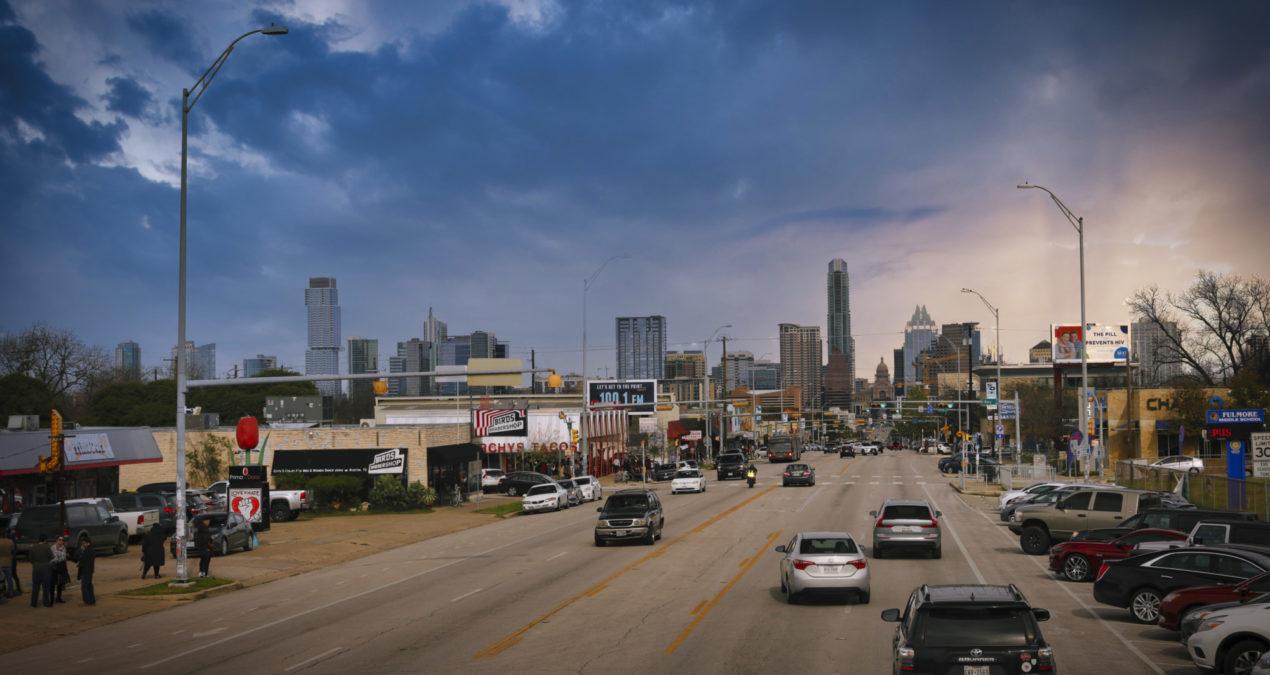 Streets Of Austin