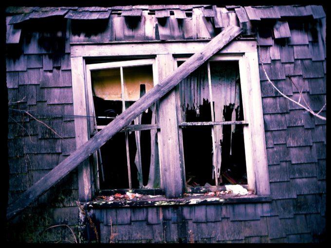 Abandoned Adirondack Camp