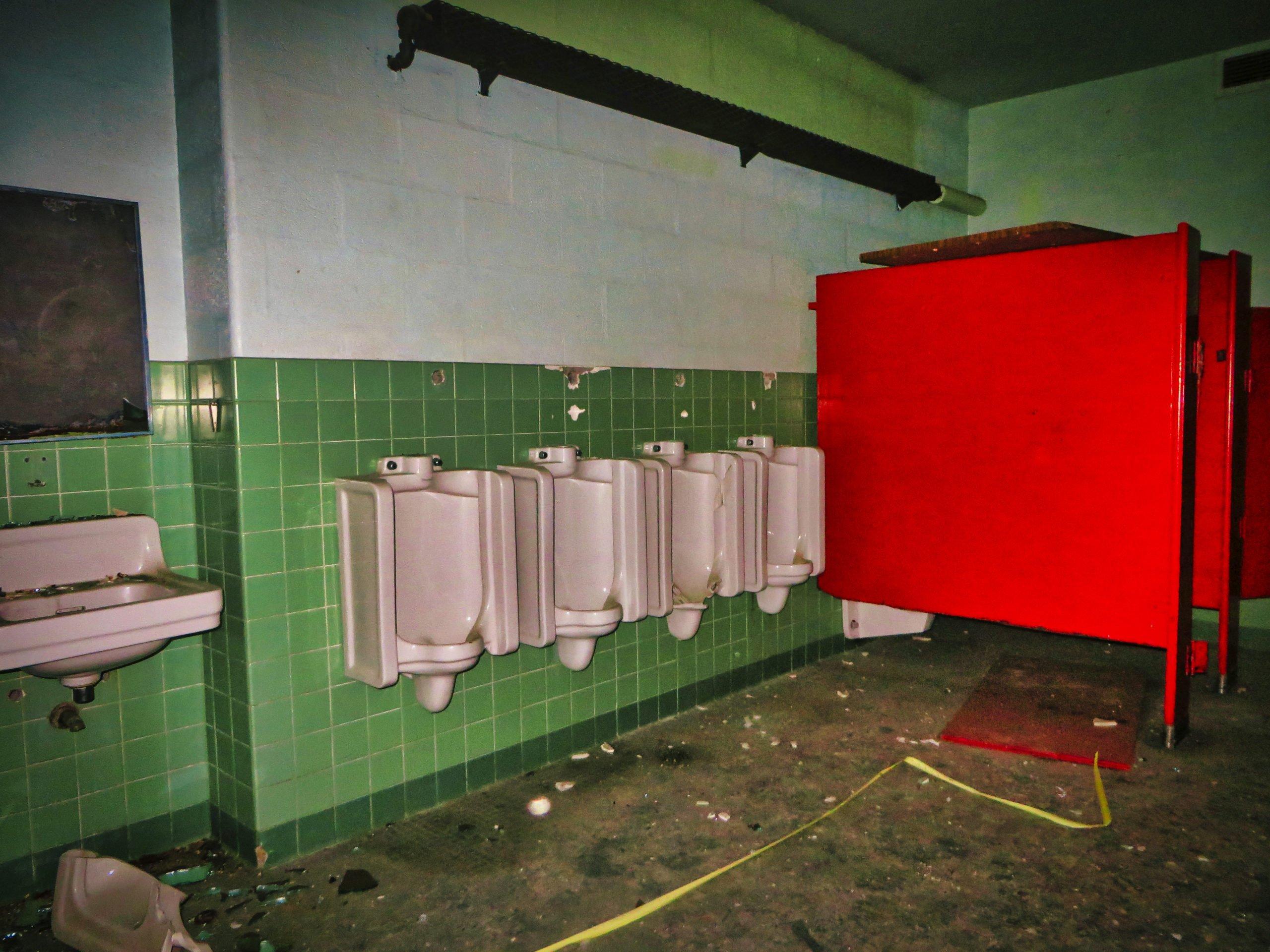 The Boys Bathroom