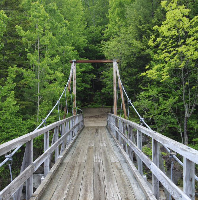 The Bridge (White Mountains National Forest, 2012)