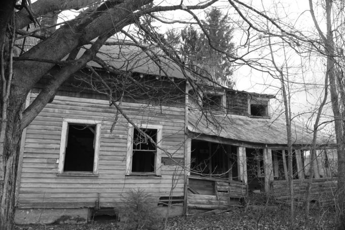 The Floyd Ecker Farmhouse