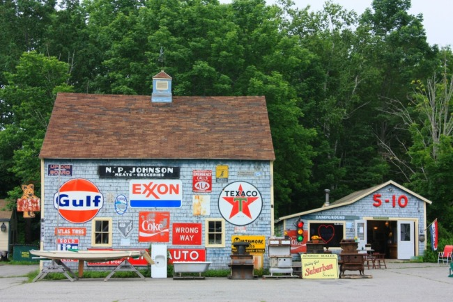 The Signs Of Maine