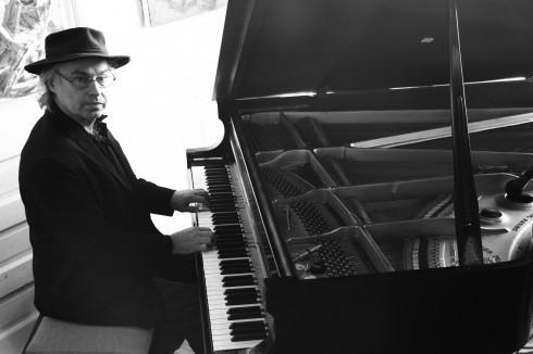 Timothy Touhey Piano Portrait
