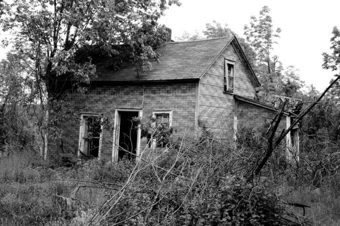 Tiny Abandoned House