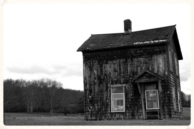 Tiny House (BW Edit)
