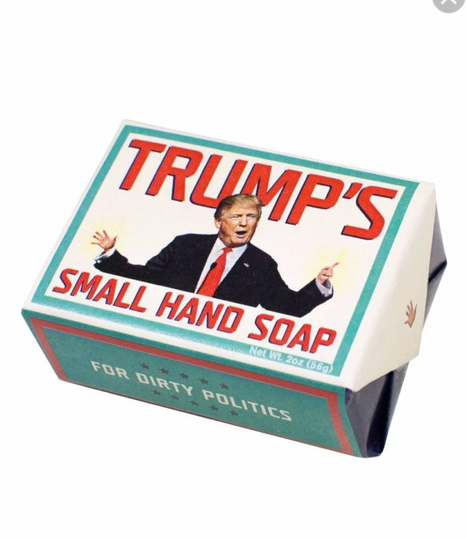 Small Hand Soap