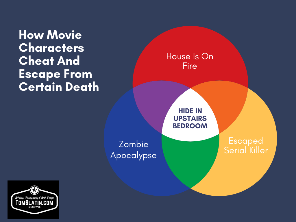 How Movie Characters Cheat And Escape From Certain Death