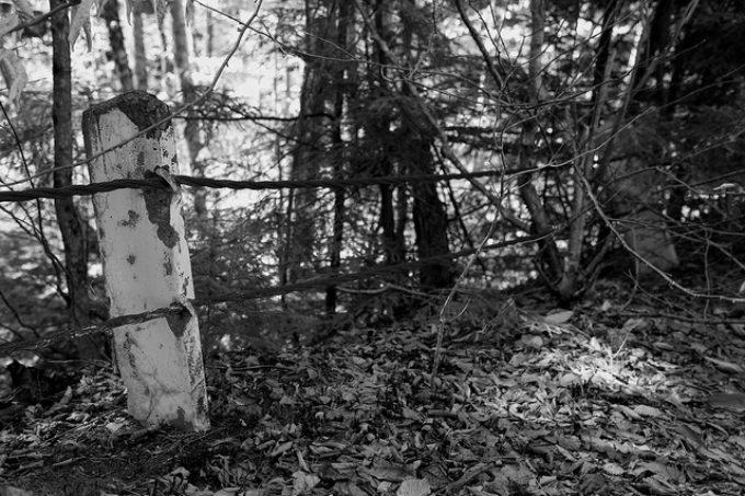 Vintage Guard Post