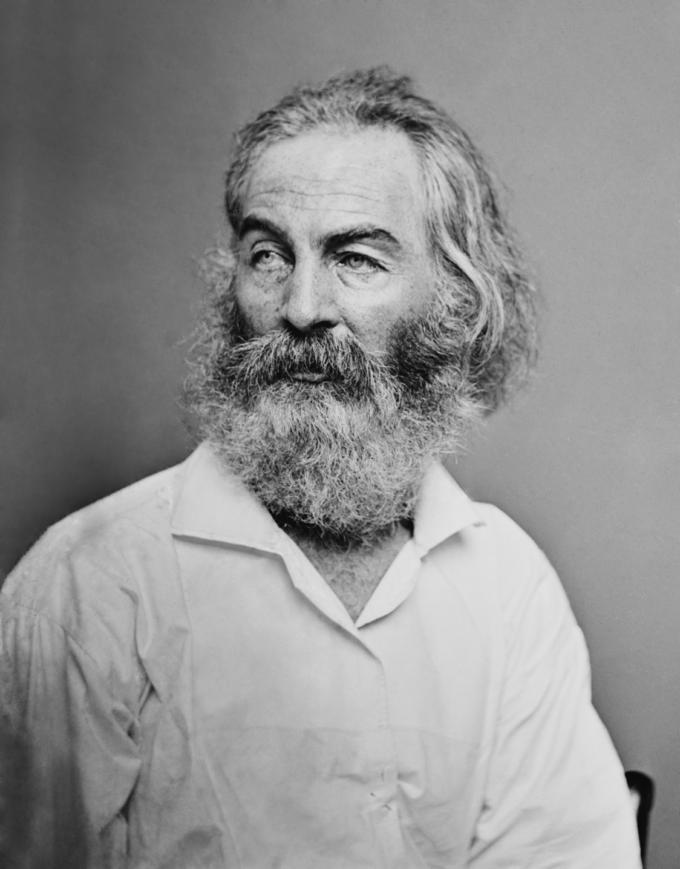 Walt Whitman Quote