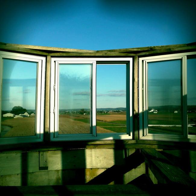 Windows On The Amish World