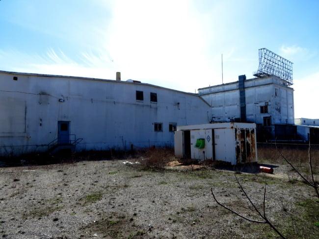 Abandoned Beech-Nut Factory