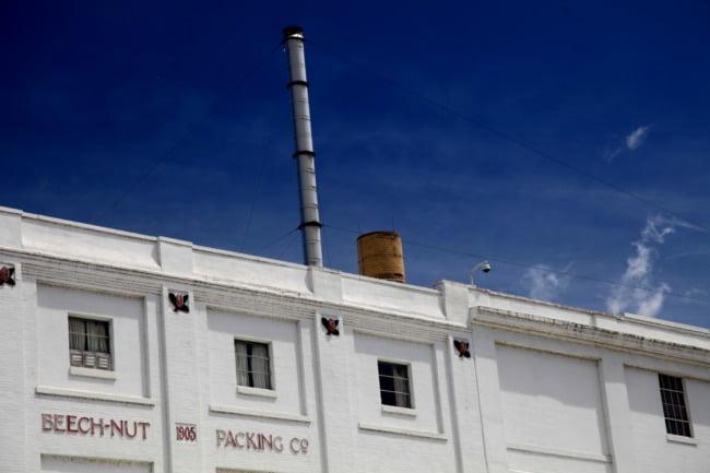 Abandoned Beech-Nut Packing Company