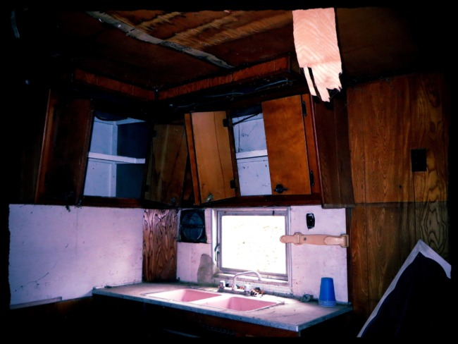 Abandoned Kitchen