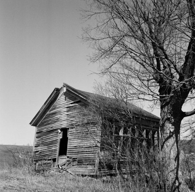 Abandoned School House (Alternate Take)