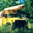 abandoned-utility-truck