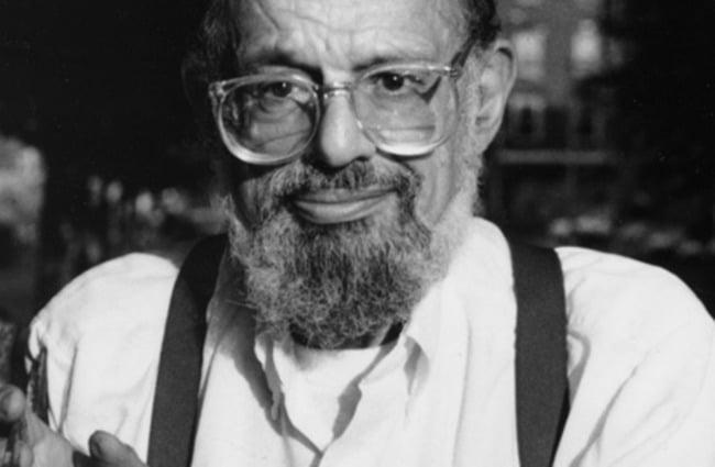 Allen Ginsberg Kerouac And Burroughs Quote