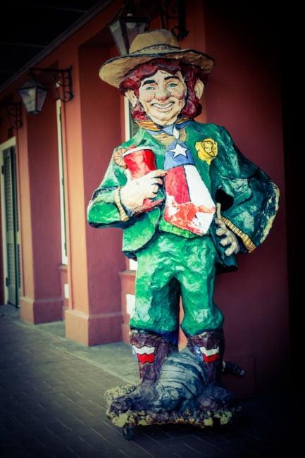 An Irishman In Texas