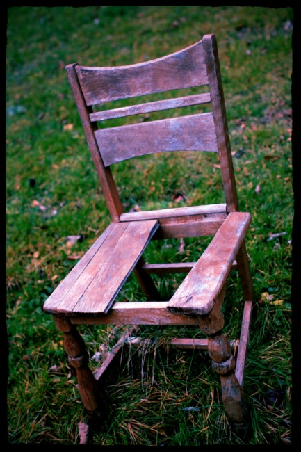Angry Chair