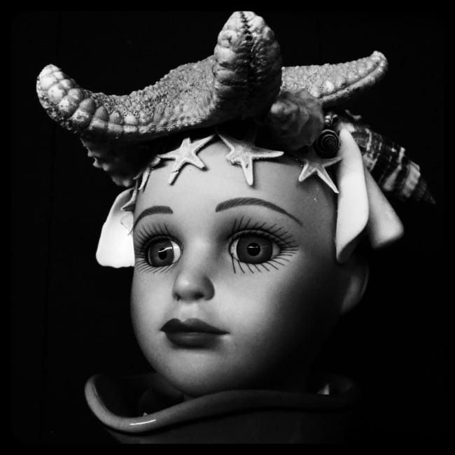 Bizarre Mermaid Doll