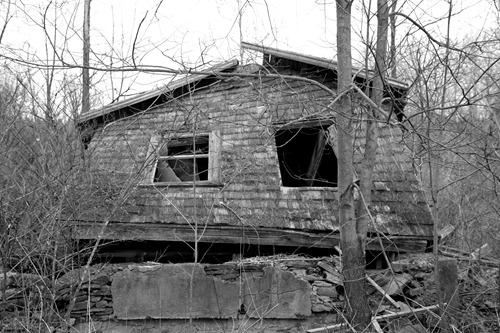 The Tilt-Shift House