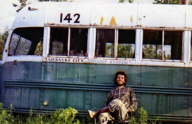 Christopher McCandless Quote
