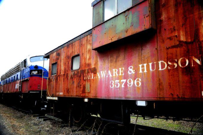Delaware and Hudson 35796