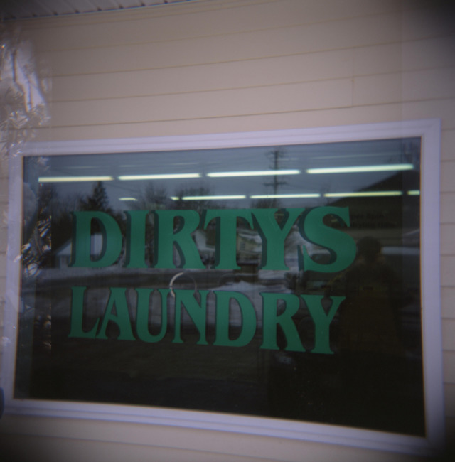 Dirty's Laundry