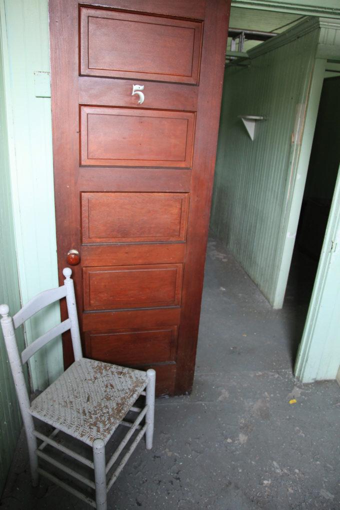 Door Five