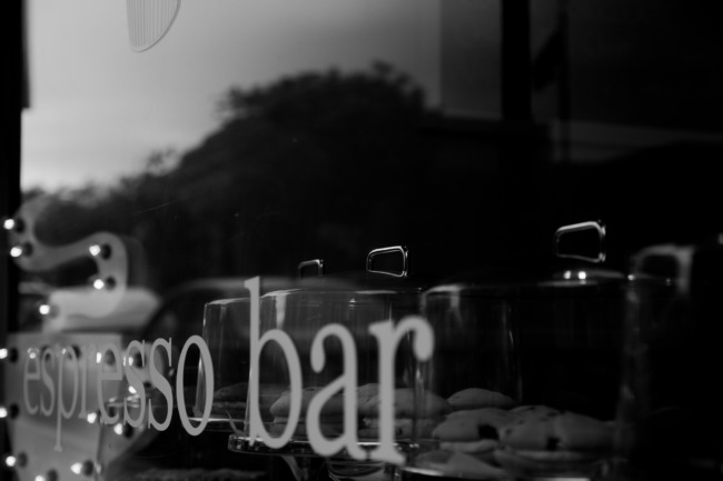 Espresso Bar Window