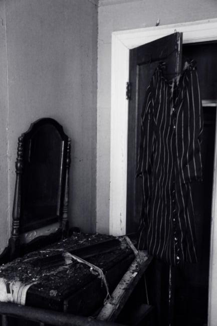 Forgotten Dress Clothes