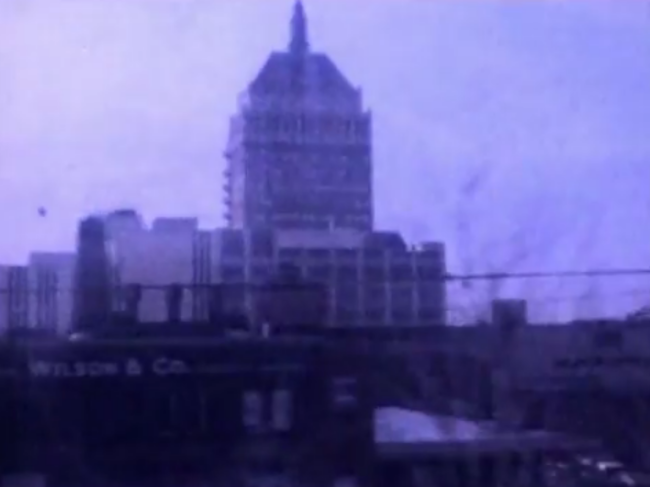 Found Film Footage