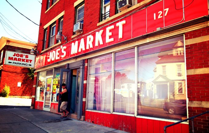 Joe's Market (Lomo Edit)
