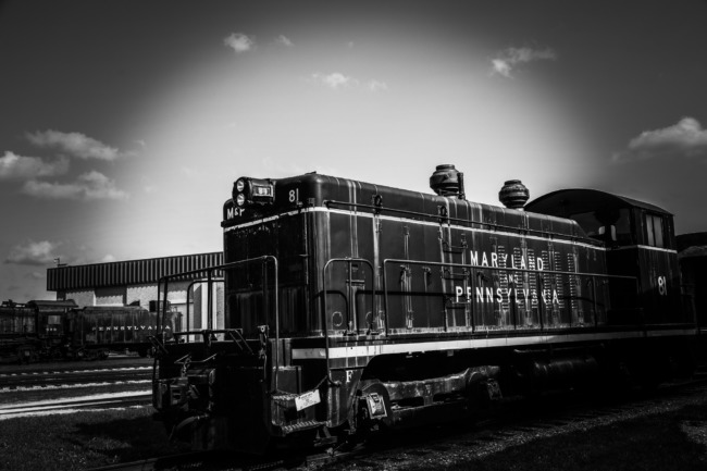 Urban Exploration Photographer Discusses B & O Railroad Museum