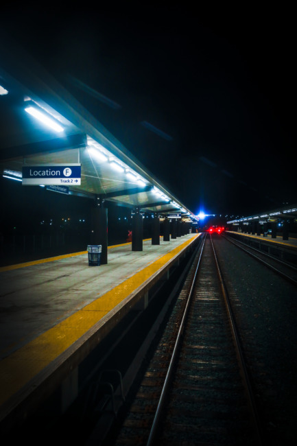Midnight Train Going Anywhere