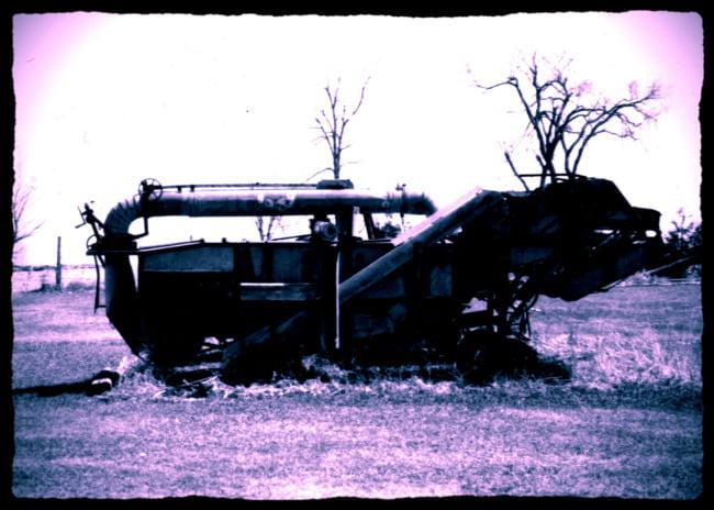 Old Farm Machine (Edit)
