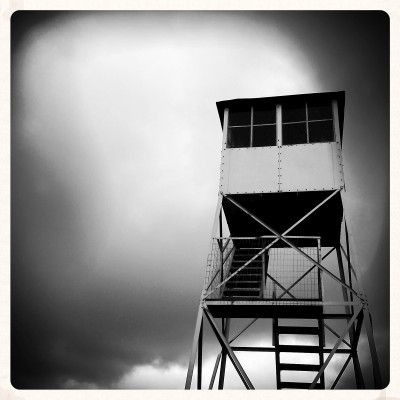 old fire tower (edit)