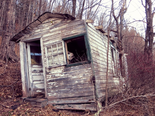 Abandoned Catskills Retreat