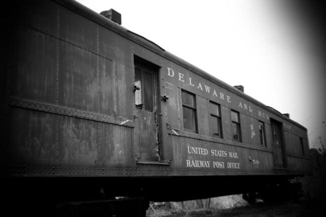 Railway Post Office