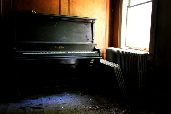 Should Have Sold The Piano