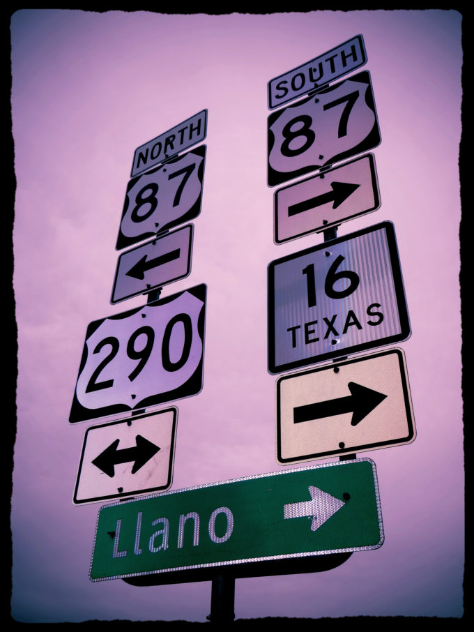 Signs Of Texas