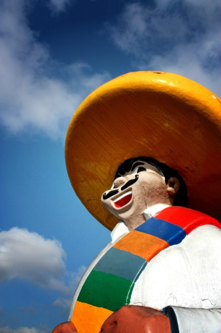 South Of The Border Statue (EDIT)