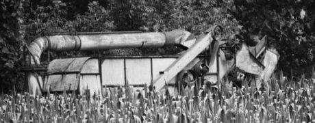 Steampunk Farm Machine
