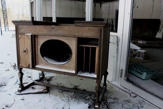 Abandoned Furniture