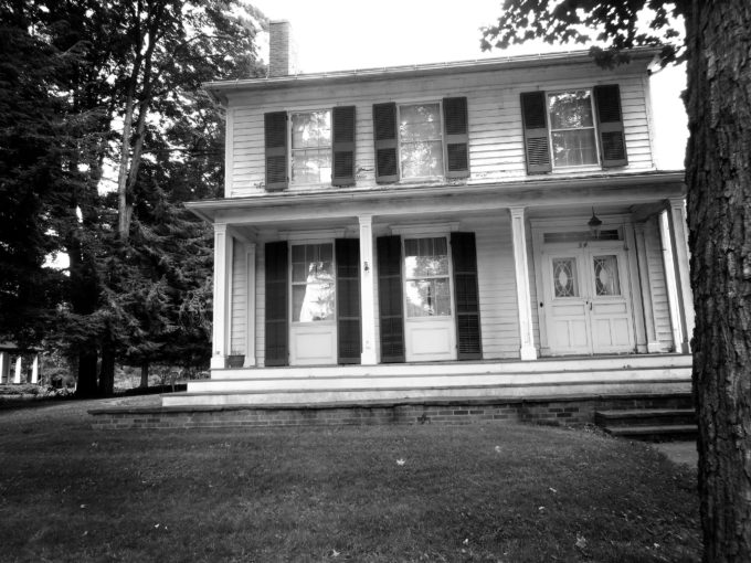 The House At 54
