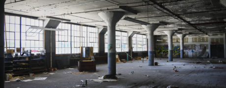Four Photos That Will Make You A Fan Of Urban Exploration Photography