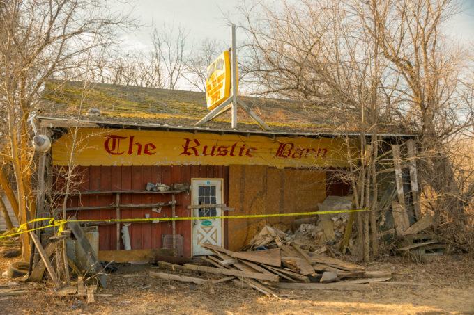 The Rustic Barn (Alternate Take)