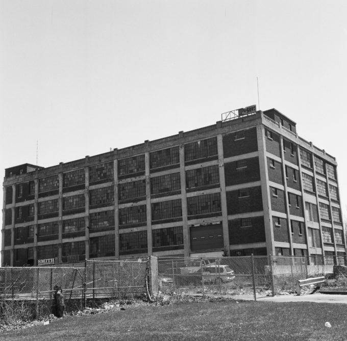 The Warehouse (Alternate Take, Final)