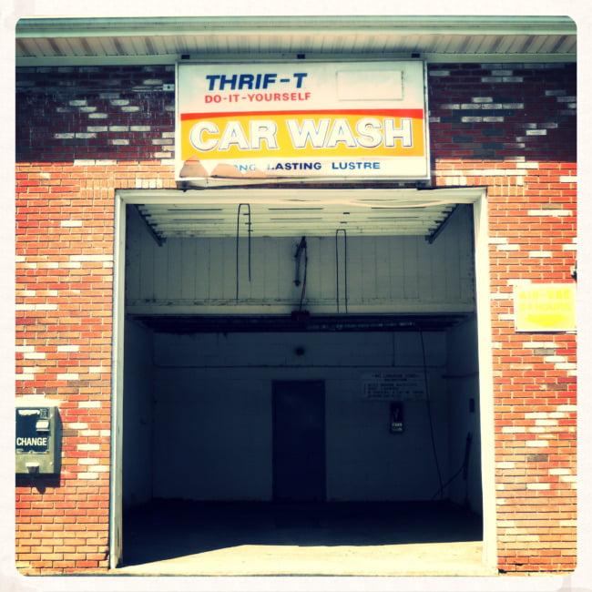 Thrif-T Car Wash