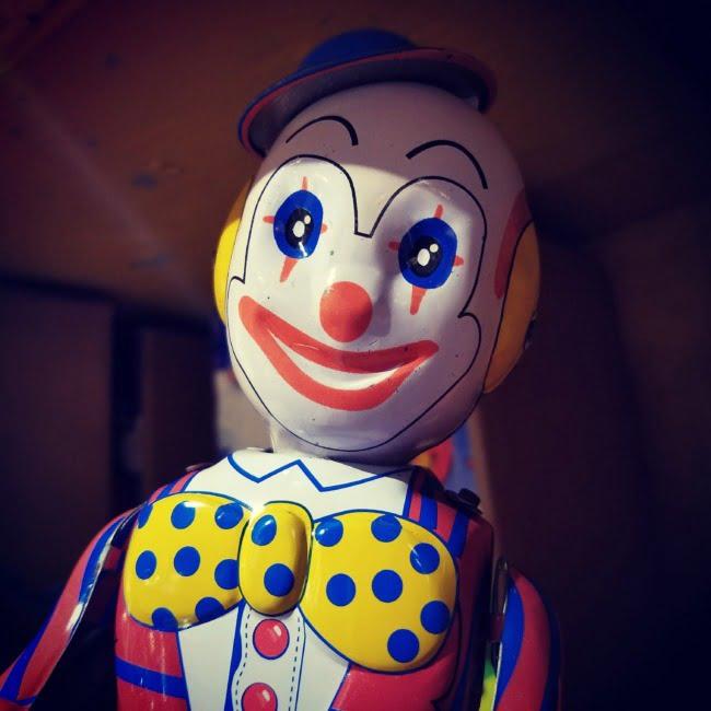 The Drummer Clown
